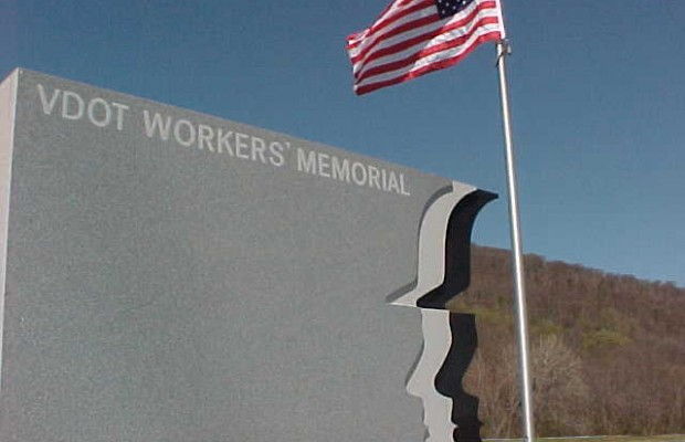 Observance To Honor VDOT Workers Killed On Job