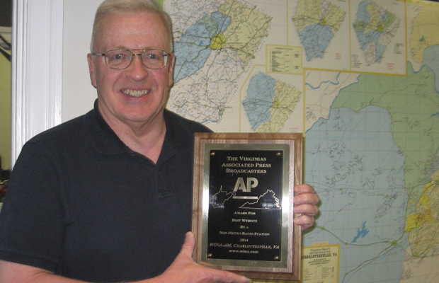Newsradio 1070 WINA Wins 5 Awards From Associated Press