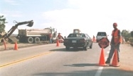 More Delays, Detours At 250-McIntire Project