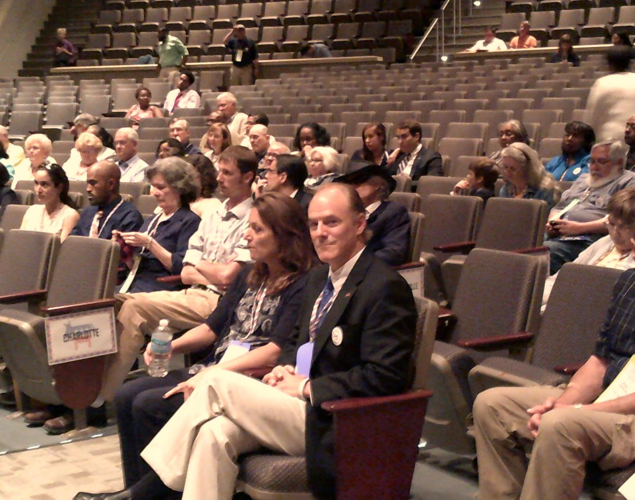 5th District Democrats Nominate Gaughan