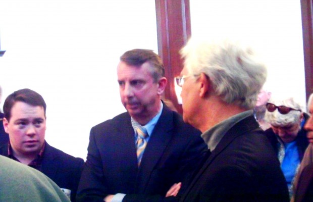 Gillespie Brings Senate Campaign To Charlottesville