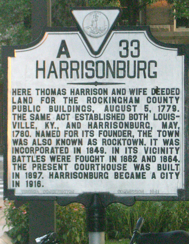 Harrisonburg Gets National Award