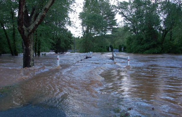 Some Rural Roads Remain Closed By High Water