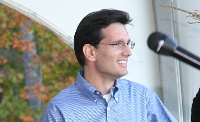 CANTOR DEFEATED IN 7TH DISTRICT GOP PRIMARY