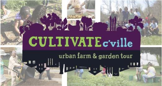 Cultivate C'ville Urban Farm & Garden Tour