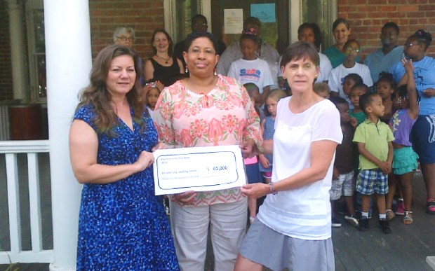 Financial Boost For Barrett Early Learning Center