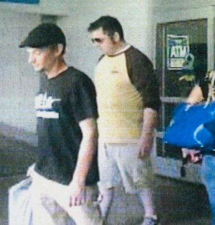 City Police Look For Credit Card Theft Suspects