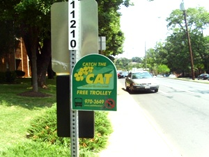 Route Changes Begin Soon For CAT Riders