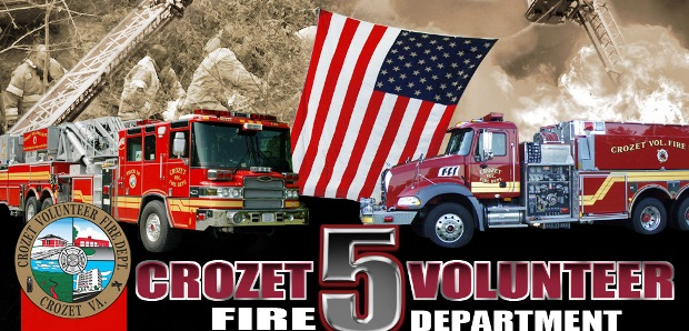 Funeral Service For Former Crozet Fire Chief Baber