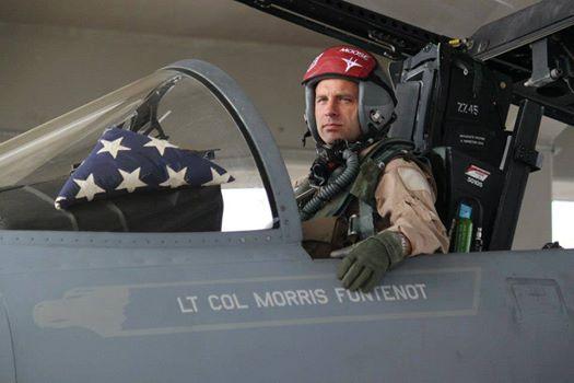 National Guard Pilot Killed In Augusta Crash Identified