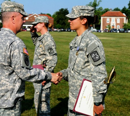 UVA Student Named One Of Nation's Top ROTC Cadets