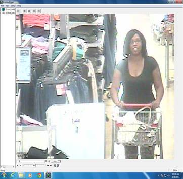 City Police Ask For Help In Shoplifting Case
