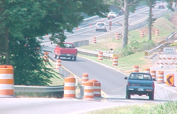 VDOT Prepares To Put Big Road Projects On Hold For Labor Day