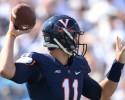 Greyson Lambert NCAA Football: Virginia at Brigham Young