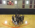 UVA Basketball Practice Photo