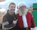 Toy Lift 2014 With Les Sinclair and Santa Claus 120514 (LS)