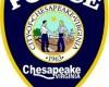 Chesapeake Police badge